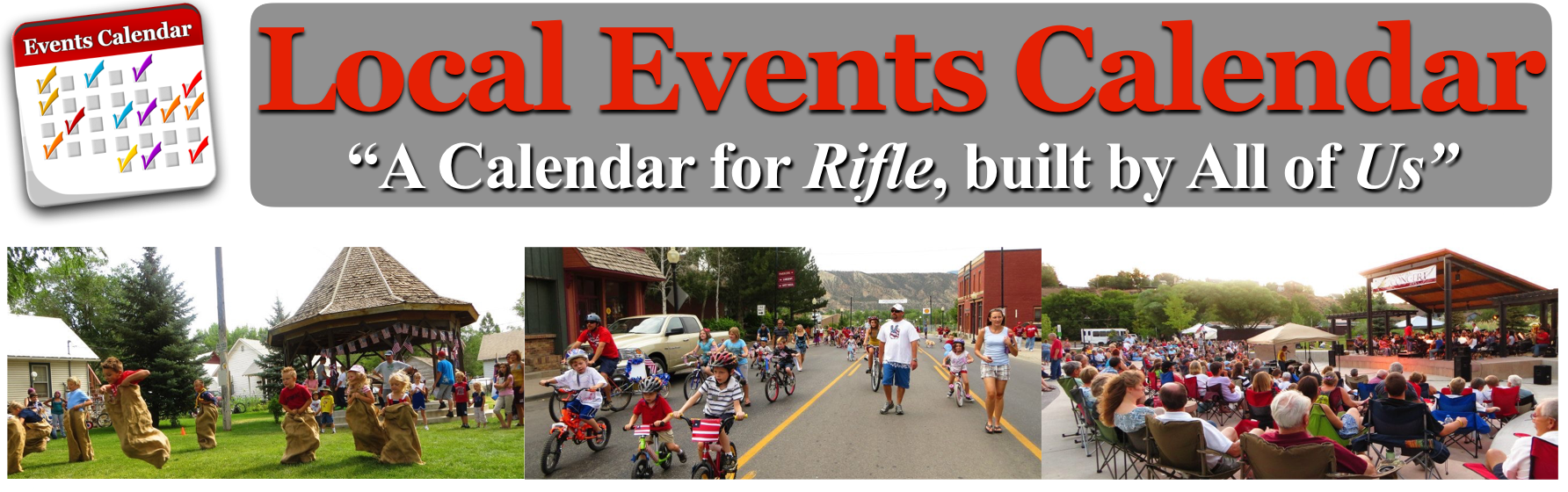 Rifle Events Calendar